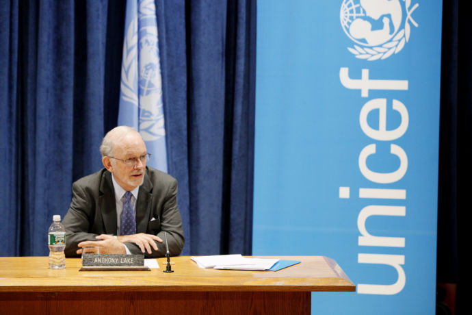 Press Conference by UNICEF on the release of two reports: