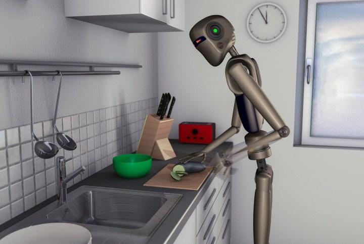 Robotik Teknoloji ve Kadınlar Üzerine Occam'lı BirYazı