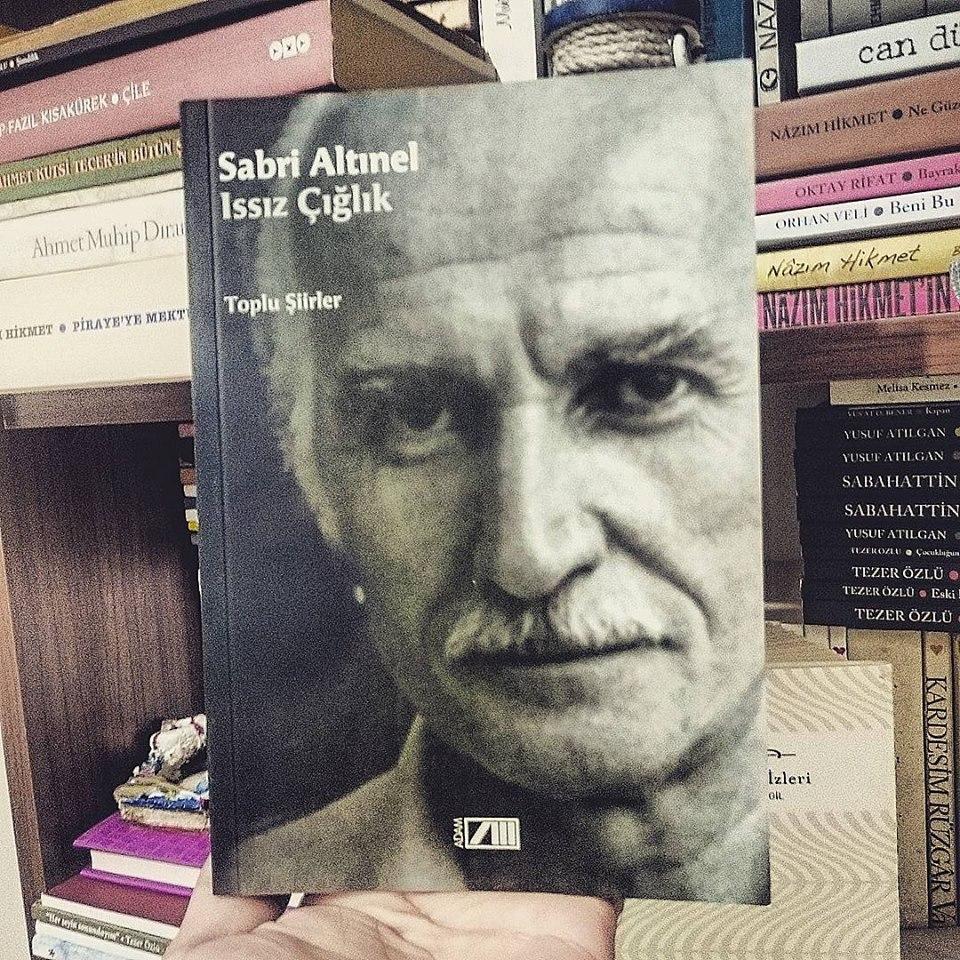 SABRİ ALTINEL- ŞİİRLİCUMA