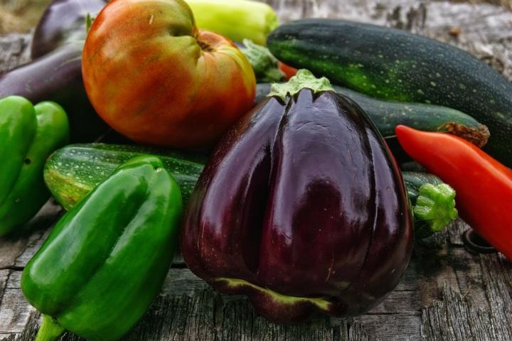 Domates, Biber, Patlıcan &CHP
