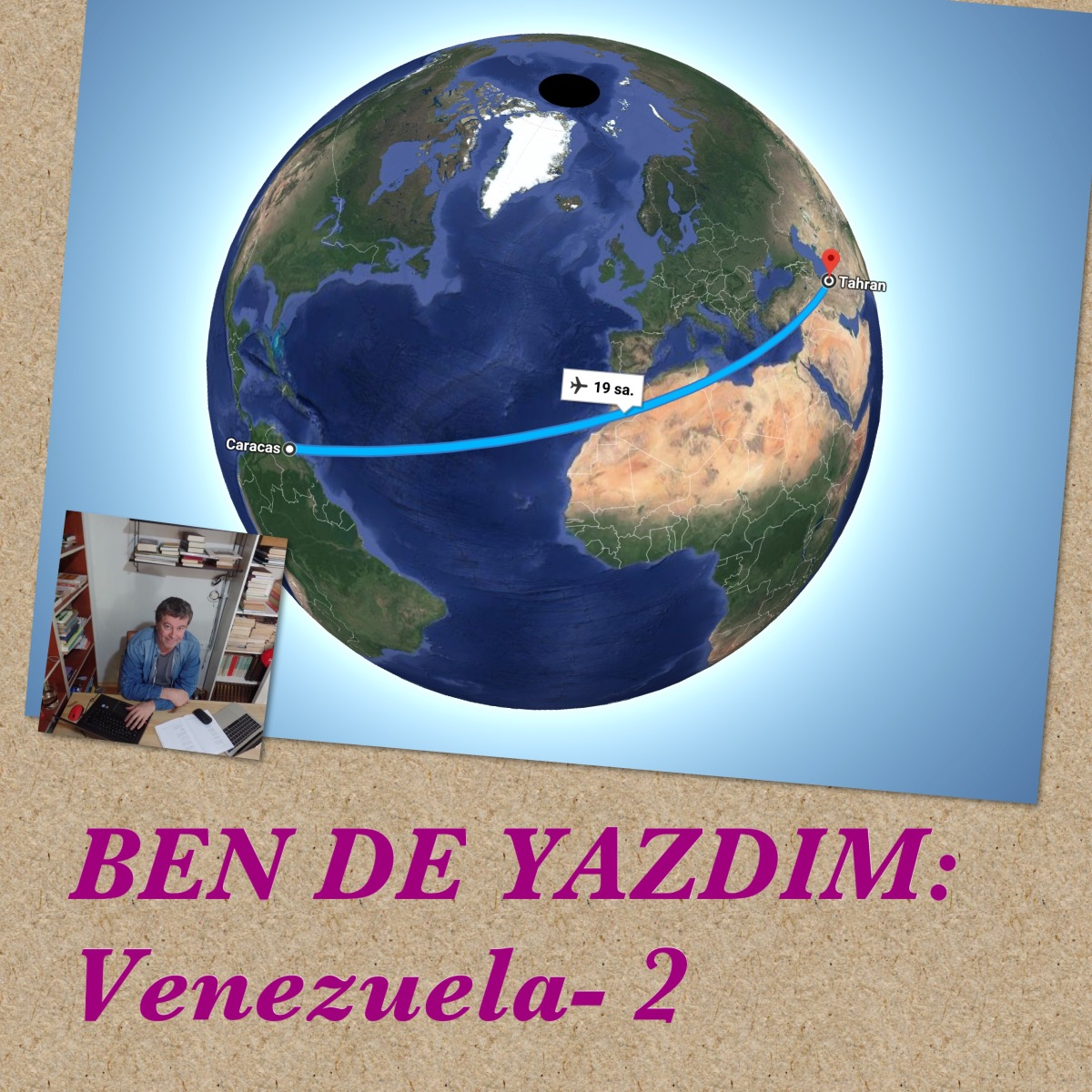 BEN DE YAZDIM: Venezuela2