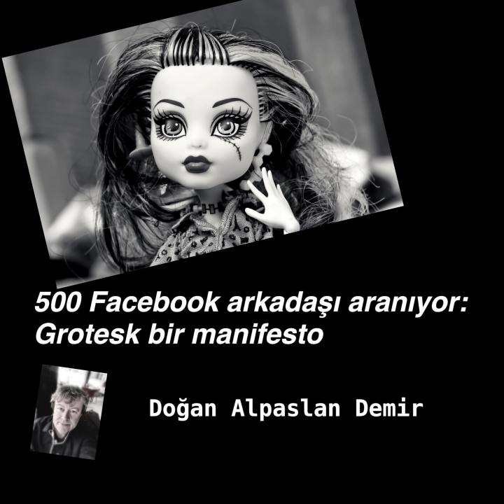 500 Facebook arkadaşı aranıyor: Grotesk birmanifesto