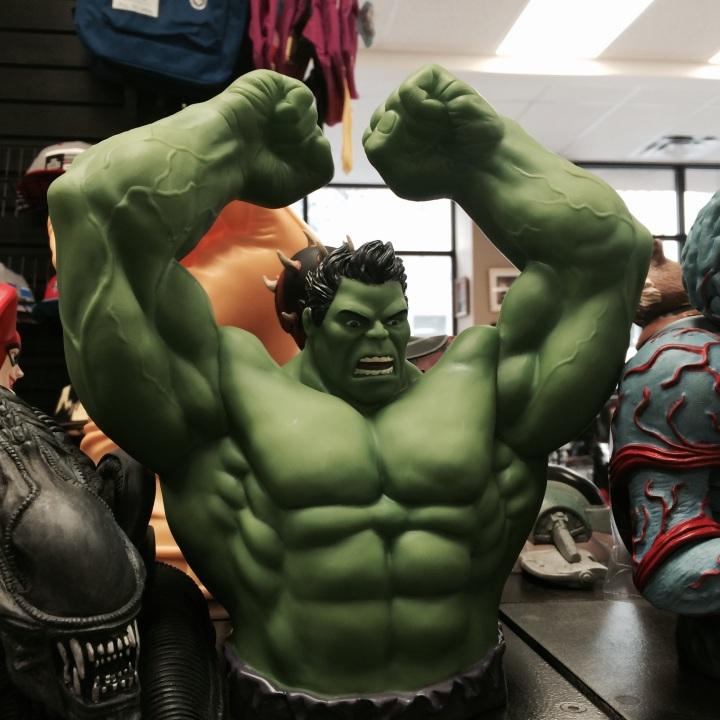 Trump ve Hulk
